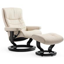 View Product - Stressless Nordic (L) Classic chair