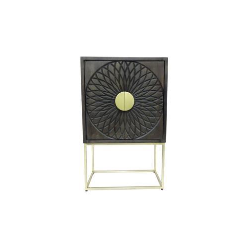 Porter International Designs - Cyra 2 Door Cabinet, 2580T