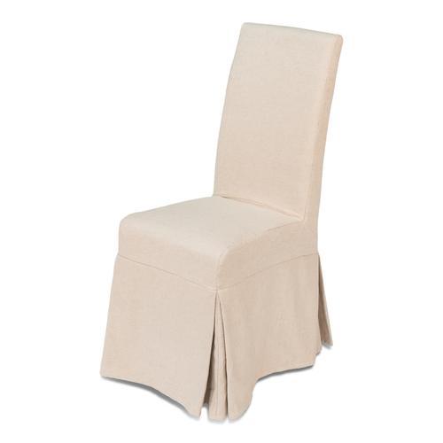 Draped Side Chair