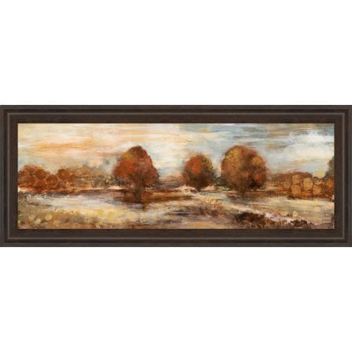"Classy Art - ""Morning Meadows Il"" By Tava Studios Framed Print Wall Art"