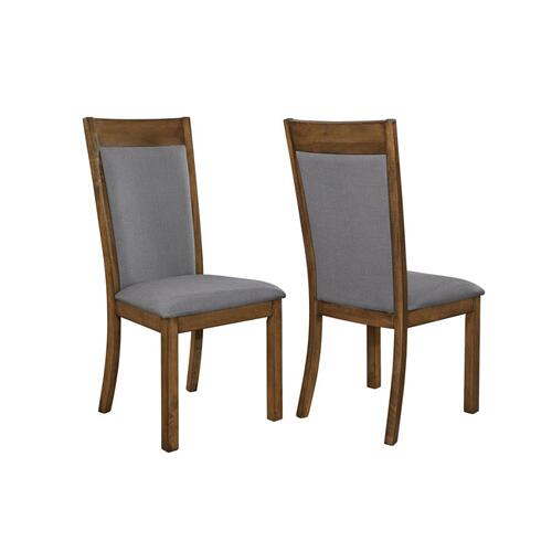 Octavia Rustic Grey Dining Chair