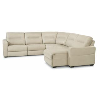 See Details - Monet Power Reclining Sectional with Power Headrests
