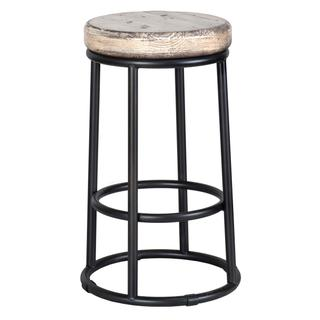 See Details - Jaden Counter Stool Antique White