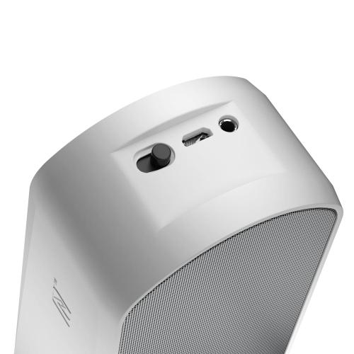 GiG Portable Wireless Music System - White