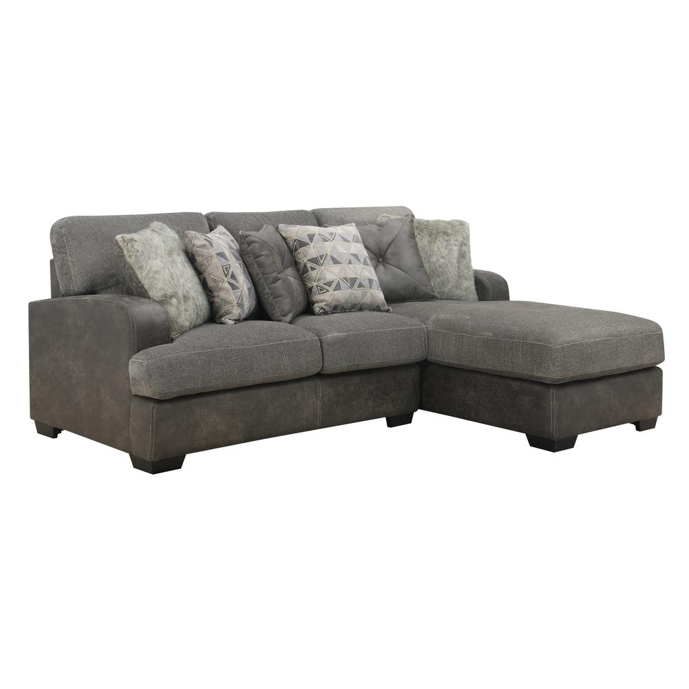 2 Piece Rsf Chaise Sectional