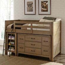 Twin Loft Headboard and Footboard