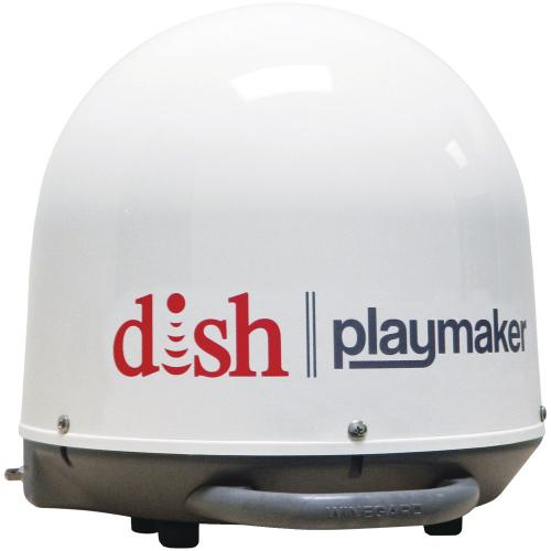 Petra - DISH® Playmaker® Portable Satellite Antenna with DISH Wally® Receiver Bundle