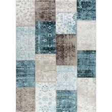 Concept - CNC1001 Multi-Color Rug (Multiple sizes available)