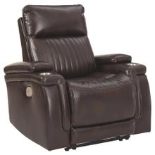 See Details - Team Time Power Recliner
