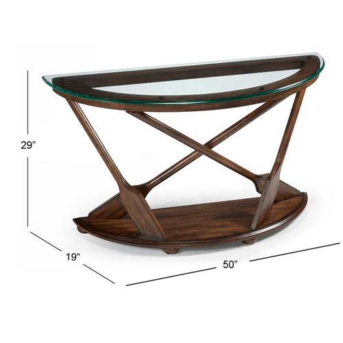 Magnussen Home - Demi Sofa Table