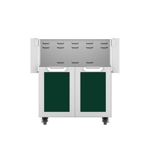 """30"""" Hestan Outdoor Tower Cart with Double Doors - GCD Series - Grove"""