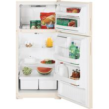 GE® 15.7 Cu. Ft. Top-Freezer Refrigerator