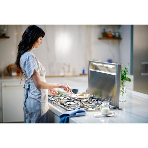 Thermador - Downdraft Ventilation 37'' Stainless Steel UCVP36XS
