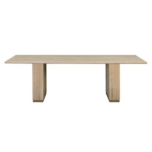 Chelsea Oak Dining Table