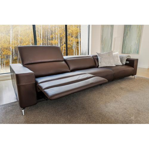 American Leather - Monza Stylish Reclining Sofa - American Leather