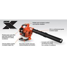 ECHO X Series PB-2620 Handheld Gas Leaf Blowers Powerful Performance and Lightweight
