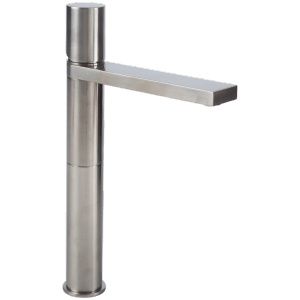 Otella Vessel Lav Faucet High Brushed Nickel Product Image