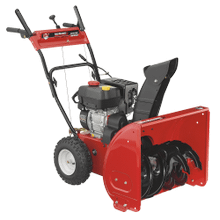 "Yard Machines 26"" 31AS63EF729 Two-Stage Snow Thrower"
