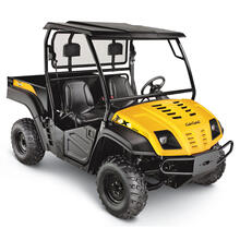 Cub Cadet Utility Vehicle Model 37BK466D010