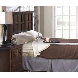 6/6 King Panel Bed