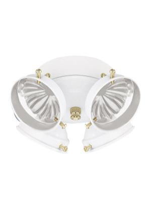 Four Light Ceiling Fan Light Kit Product Image