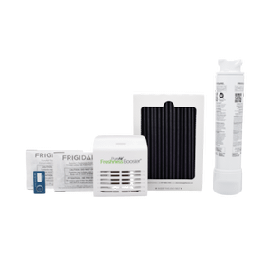 Frigidaire - Frigidaire PureSource Ultra® II Starter Pack Contains Water Filter, Air Filter and Freshness Booster Holder and Filters