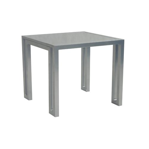"""Castelle - 32"""" Icon Square Dining Table"""