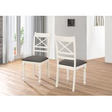 See Details - 7727 Two-Tone Dining Chair
