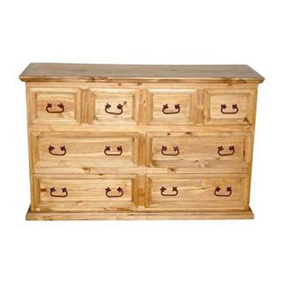 """54"""" 8 Dwr Dresser"""