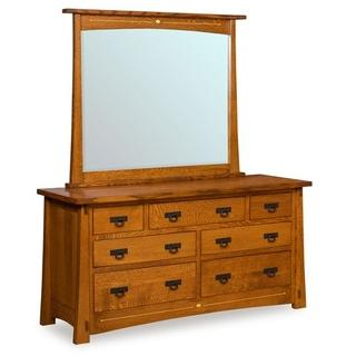 "Castlebrook 7 Drawer 65"" Dresser"