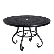 "See Details - Ramsgate 48"" Round Umbrella Table - Trellis"