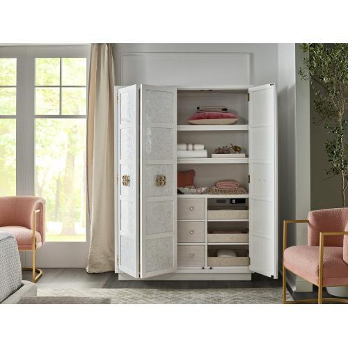 Universal Furniture - Peony Wardrobe
