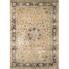 Product Image - Zahara Persian Vase - Oatmeal-Black 0428/0402