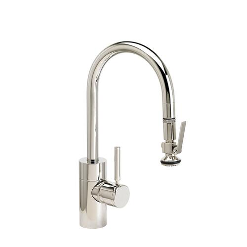 Contemporary Prep Size PLP Pulldown Faucet - 5930 - Waterstone Luxury Kitchen Faucets