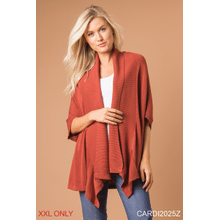 Straight to the Point Cardigan - XXL (3 pc. ppk.)