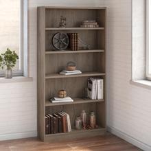 Universal Bookcases 5 Shelf Bookcase - Rustic Gray