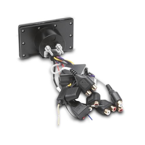 Rockford Fosgate - Punch Marine Ultra Compact Digital Media Receiver