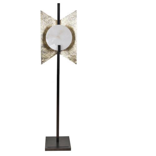 Amory Mixed Media Floor Lamp