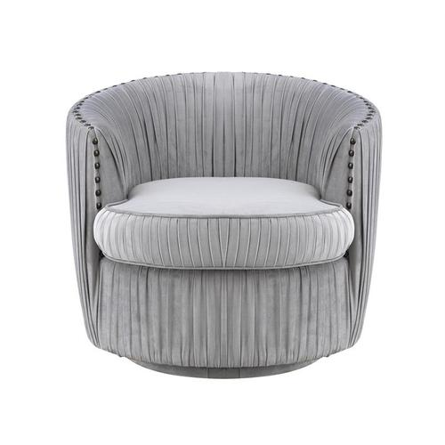 Coast To Coast Imports - Swivel Barrel Chair