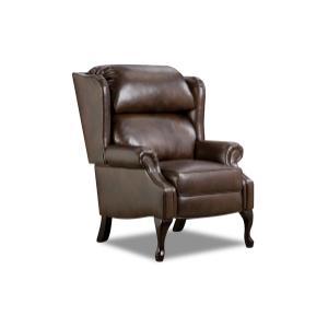 Simmons Upholstery - Hi Leg Recliner