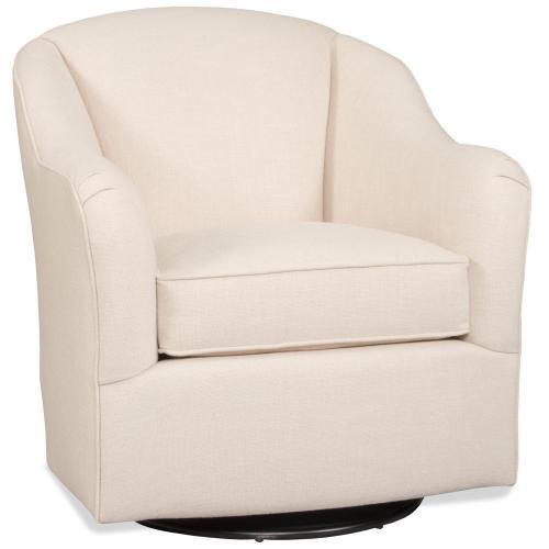 Sam Moore Furniture - Living Room Armand Swivel Chair