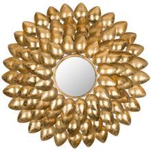 See Details - Woodland Sunburst Mirror - Antique Gold