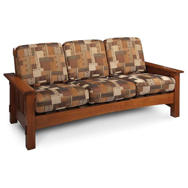 See Details - McCoy Sofa, Loveseat / Fabric Cushions