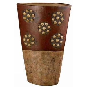 Cal Lighting & Accessories - Roseville ceramic vase