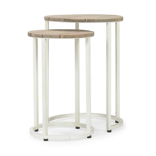 Gallery - Espresso Nesting Tables