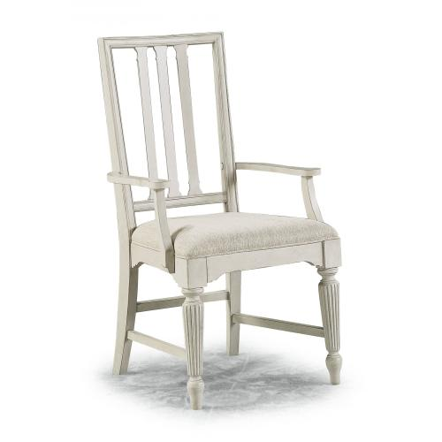 Product Image - Harmony Upholstered Arm Dining Chair