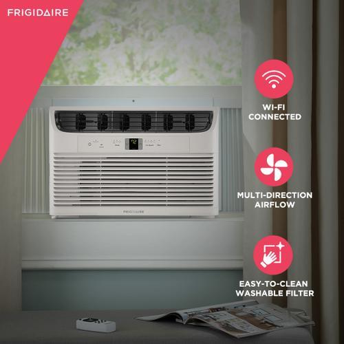 Frigidaire 8,000 BTU Connected Window Air Conditioner