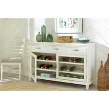 Osborne - Sideboard - Winter White Finish