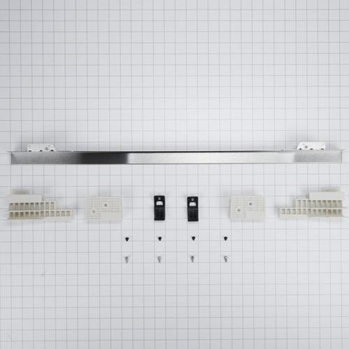 """30"""" Combination Wall Range Flush Installation Trim Kit, Stainless Steel - Other"""