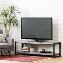 TV Stand - Driftwood Gray